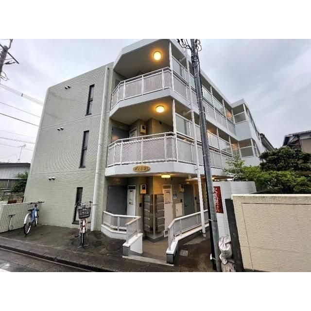 埼玉県所沢市、西所沢駅徒歩12分の築24年 3階建の賃貸マンション