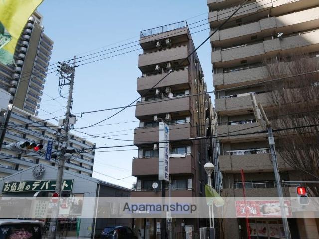 埼玉県所沢市、西所沢駅徒歩16分の築23年 7階建の賃貸マンション