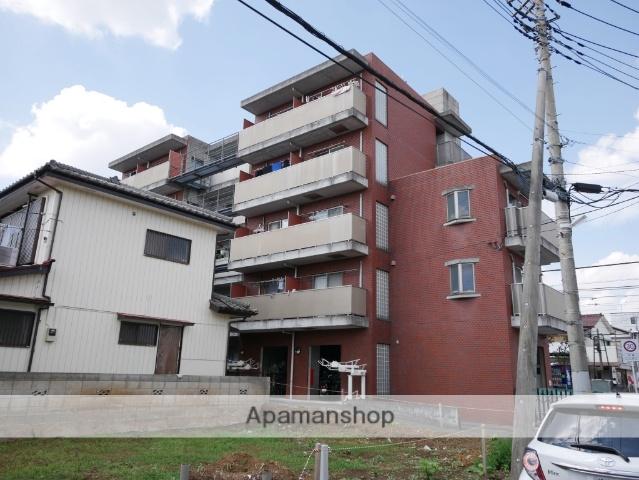 埼玉県所沢市、西所沢駅徒歩22分の築19年 5階建の賃貸マンション