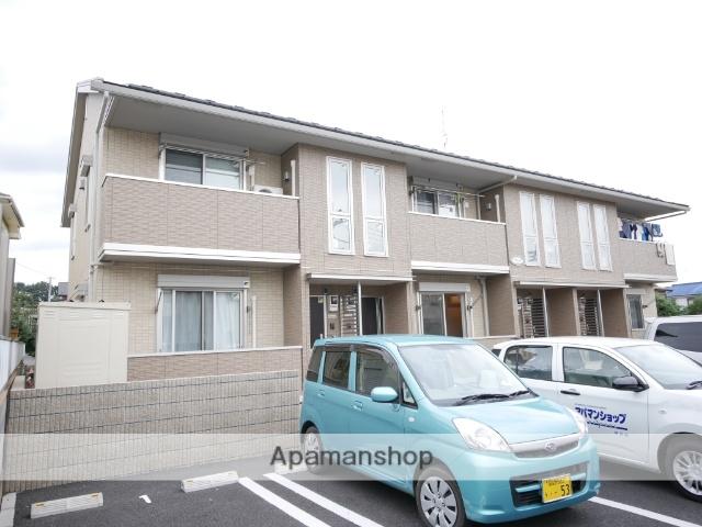 埼玉県所沢市、西所沢駅徒歩18分の築1年 2階建の賃貸アパート