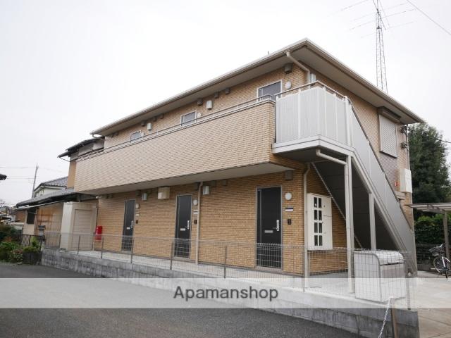 埼玉県所沢市、西所沢駅徒歩30分の築3年 2階建の賃貸アパート