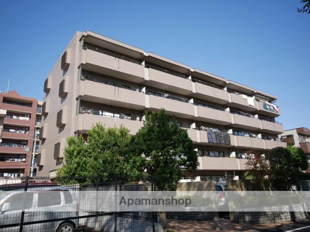 埼玉県所沢市、東所沢駅徒歩9分の築15年 5階建の賃貸マンション