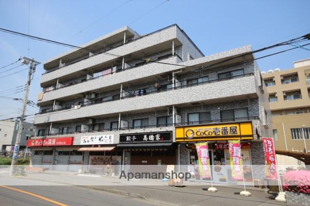 埼玉県所沢市、西所沢駅徒歩25分の築20年 5階建の賃貸マンション