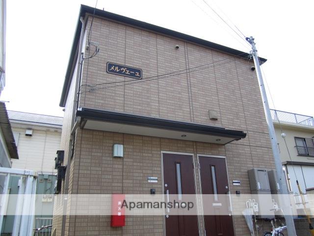 埼玉県所沢市、西所沢駅徒歩29分の築9年 2階建の賃貸アパート