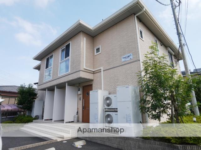 埼玉県所沢市、西所沢駅徒歩6分の築5年 2階建の賃貸アパート