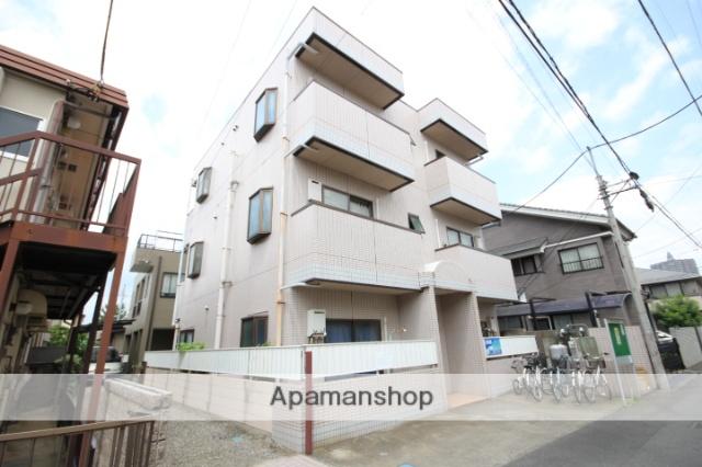 埼玉県所沢市、西所沢駅徒歩20分の築24年 3階建の賃貸マンション