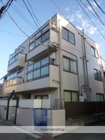 埼玉県所沢市、西所沢駅徒歩27分の築24年 3階建の賃貸マンション