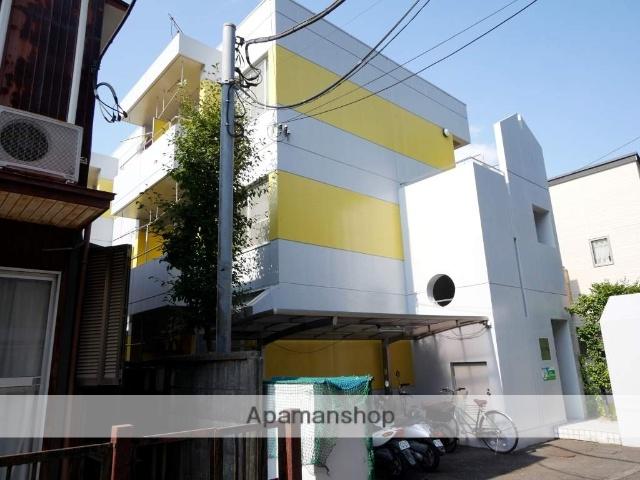 埼玉県所沢市、西所沢駅徒歩17分の築27年 3階建の賃貸マンション