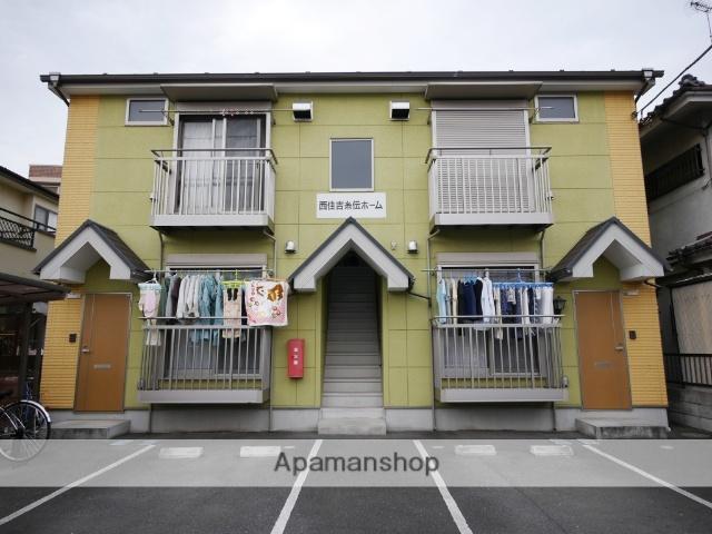 埼玉県所沢市、西所沢駅徒歩13分の築9年 2階建の賃貸アパート