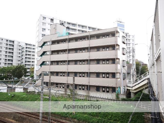 埼玉県所沢市、西所沢駅徒歩29分の築23年 5階建の賃貸マンション