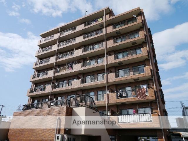 埼玉県所沢市、西所沢駅徒歩14分の築22年 8階建の賃貸マンション
