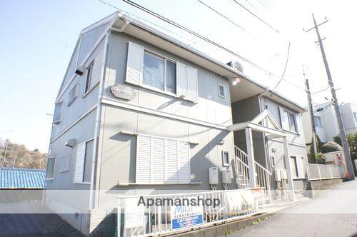 埼玉県所沢市、下山口駅徒歩8分の築24年 2階建の賃貸アパート
