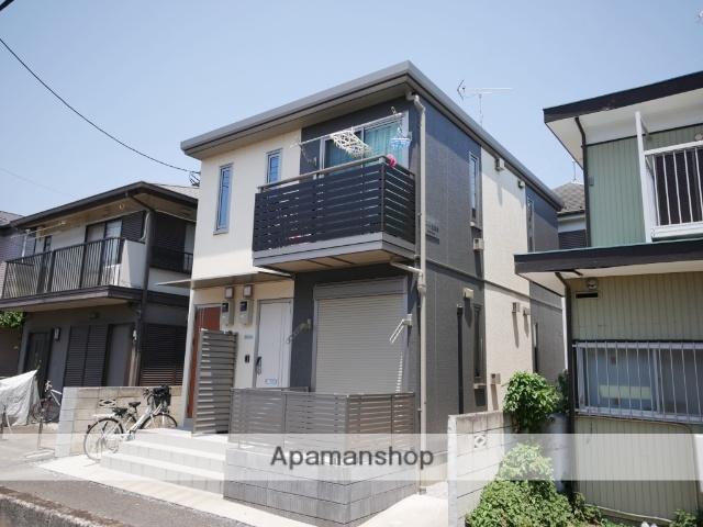 埼玉県所沢市、西所沢駅徒歩30分の築2年 2階建の賃貸アパート