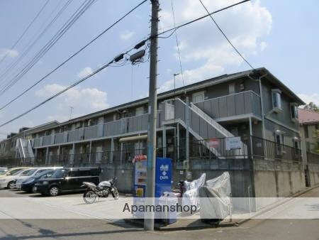 埼玉県所沢市、新秋津駅徒歩47分の築26年 2階建の賃貸アパート