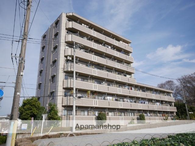 埼玉県所沢市、東所沢駅徒歩8分の築21年 7階建の賃貸マンション