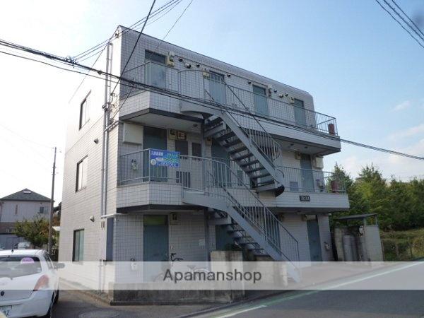 埼玉県所沢市、所沢駅徒歩10分の築27年 3階建の賃貸マンション