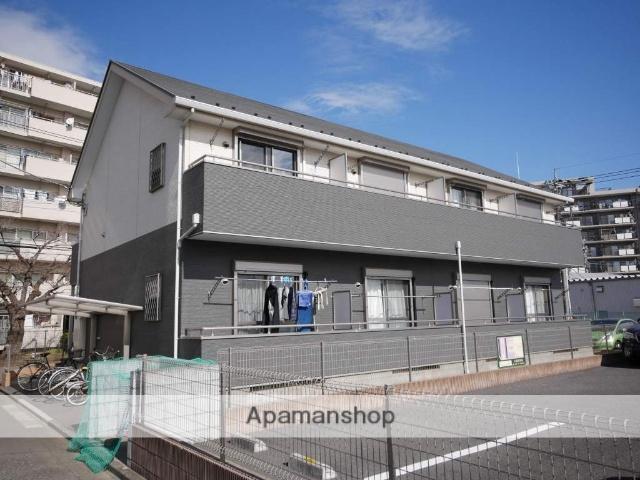 埼玉県所沢市、小手指駅徒歩25分の築3年 2階建の賃貸アパート