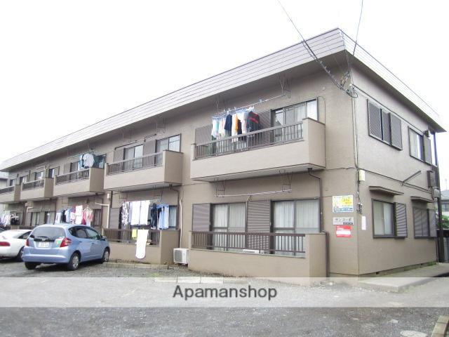 埼玉県所沢市、秋津駅徒歩12分の築29年 2階建の賃貸アパート