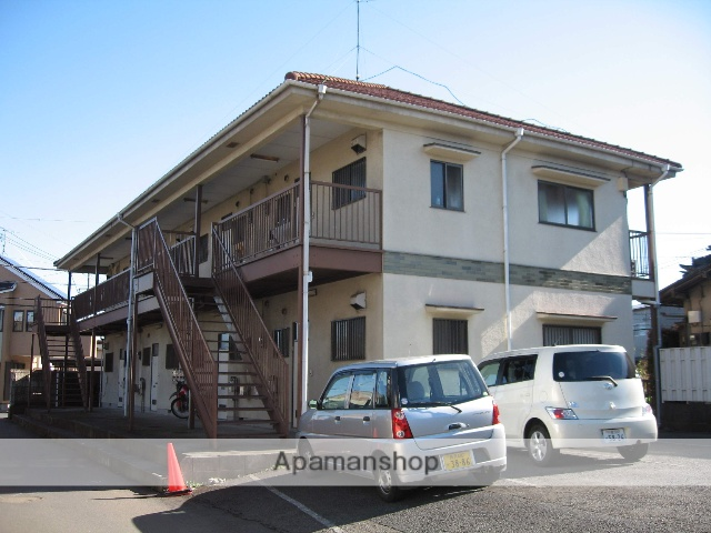 埼玉県所沢市、小手指駅徒歩12分の築31年 2階建の賃貸アパート