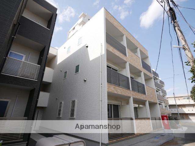 埼玉県所沢市、所沢駅徒歩5分の新築 3階建の賃貸アパート