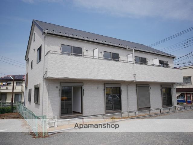 埼玉県所沢市、狭山ヶ丘駅徒歩4分の新築 2階建の賃貸アパート