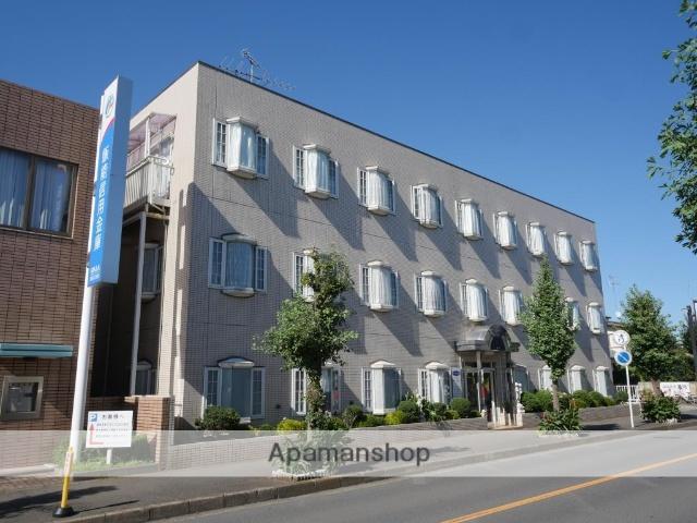 埼玉県所沢市、新所沢駅バス8分ユータウン西下車後徒歩1分の築27年 3階建の賃貸マンション