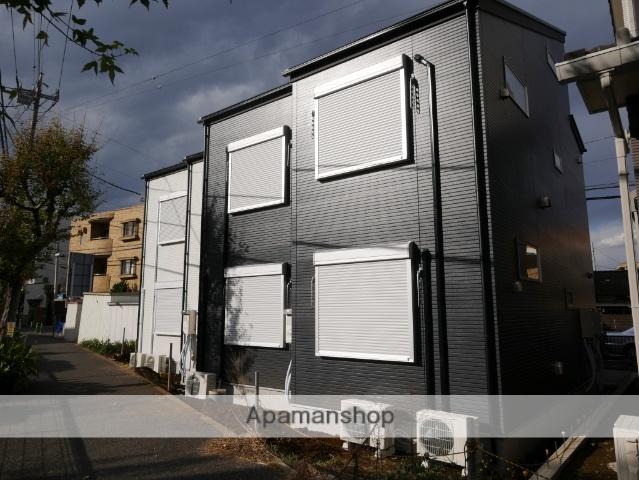埼玉県所沢市、西所沢駅徒歩18分の新築 2階建の賃貸アパート