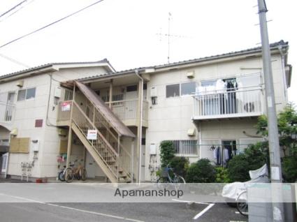 埼玉県所沢市、西所沢駅徒歩8分の築25年 2階建の賃貸アパート