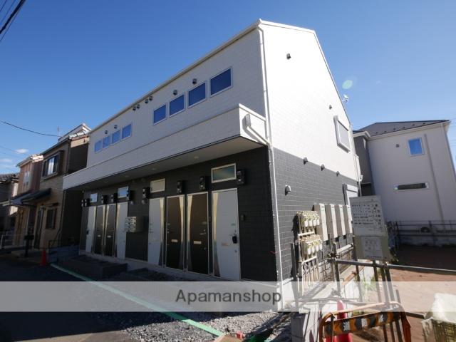 埼玉県所沢市、西所沢駅徒歩13分の新築 2階建の賃貸アパート