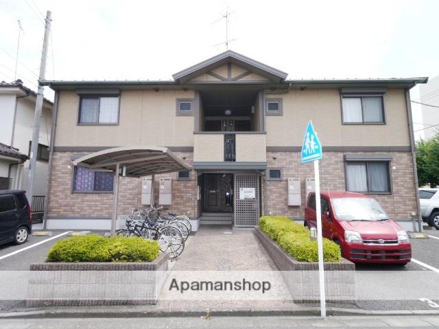 埼玉県入間市、武蔵藤沢駅徒歩19分の築14年 2階建の賃貸アパート