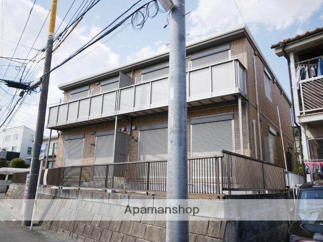 埼玉県所沢市、小手指駅徒歩10分の新築 2階建の賃貸アパート