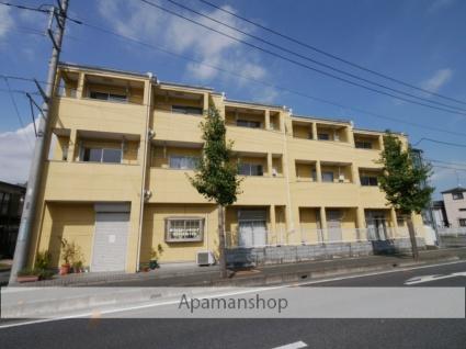 埼玉県所沢市、狭山ヶ丘駅徒歩12分の築14年 3階建の賃貸アパート