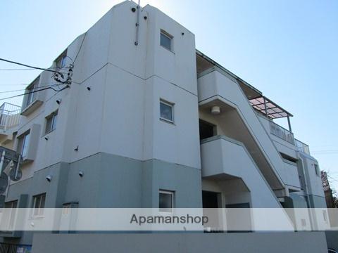 埼玉県所沢市、航空公園駅徒歩20分の築31年 3階建の賃貸マンション