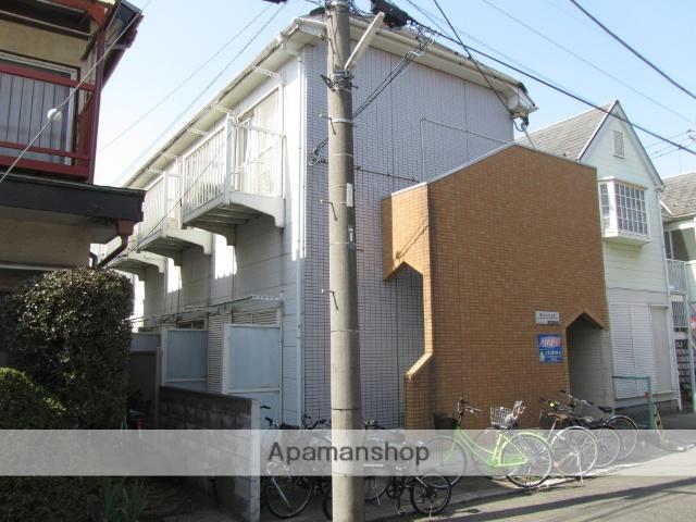 埼玉県所沢市、小手指駅徒歩16分の築24年 2階建の賃貸アパート