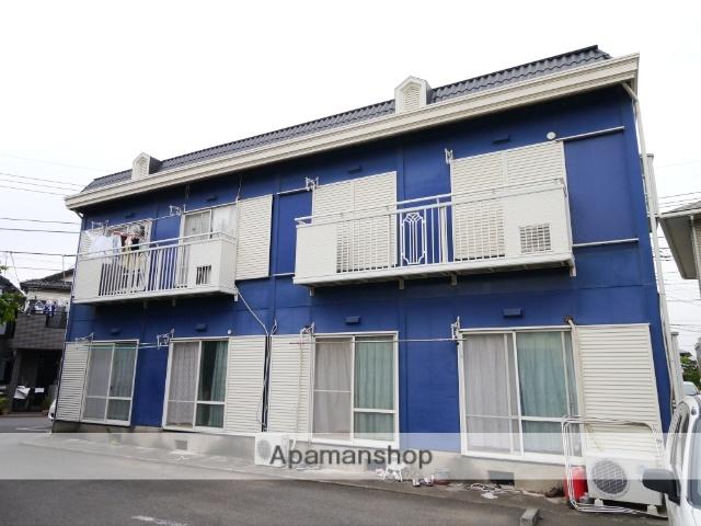 埼玉県所沢市、狭山ヶ丘駅徒歩13分の築28年 2階建の賃貸アパート