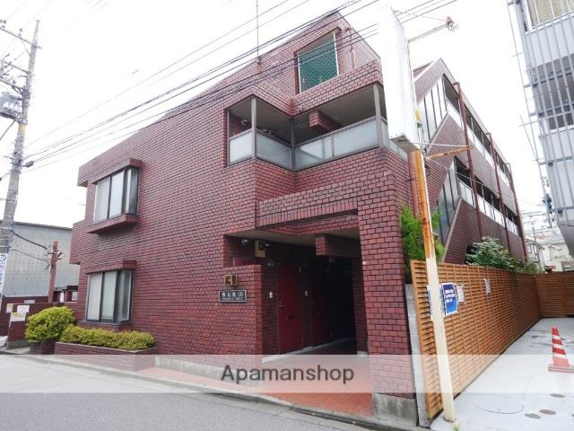 埼玉県所沢市、狭山ヶ丘駅徒歩1分の築29年 3階建の賃貸マンション
