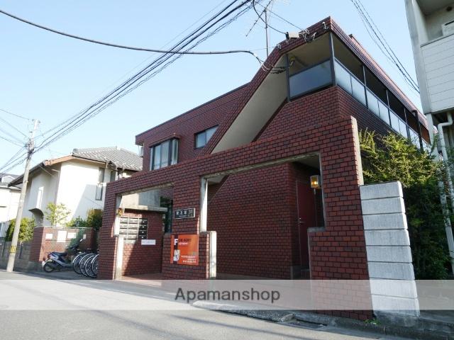 埼玉県所沢市、西所沢駅徒歩25分の築28年 2階建の賃貸マンション
