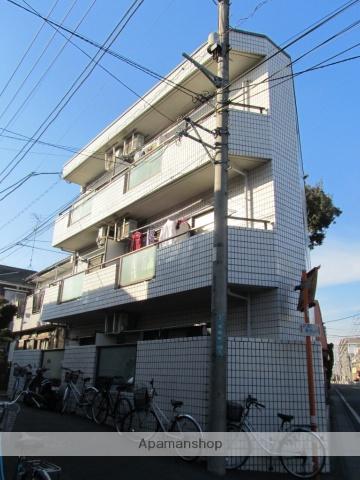 埼玉県所沢市、小手指駅徒歩25分の築29年 3階建の賃貸マンション