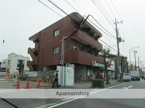 埼玉県所沢市、西所沢駅徒歩5分の築25年 3階建の賃貸マンション