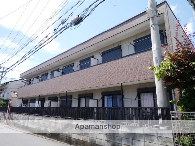 埼玉県所沢市、小手指駅徒歩16分の築14年 2階建の賃貸マンション