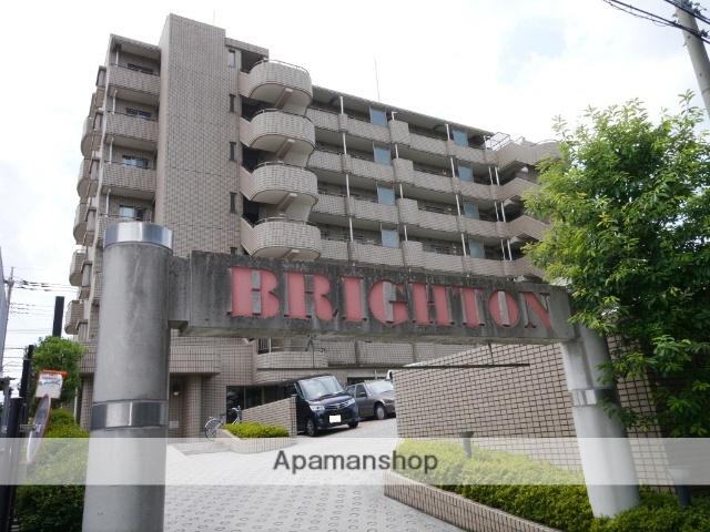 埼玉県所沢市、西所沢駅徒歩13分の築20年 7階建の賃貸マンション