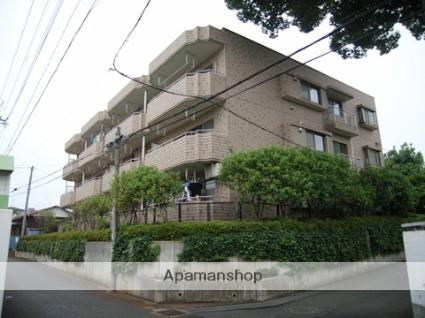 埼玉県所沢市、西所沢駅徒歩5分の築21年 3階建の賃貸マンション