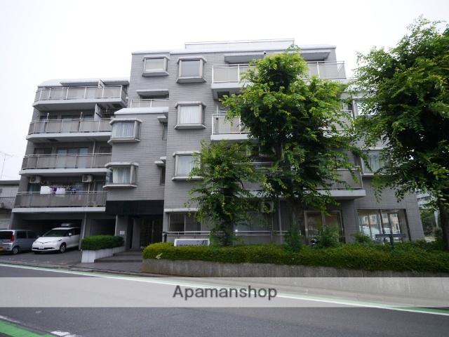 埼玉県所沢市、西所沢駅徒歩16分の築27年 5階建の賃貸マンション