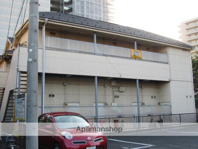埼玉県所沢市、西所沢駅徒歩15分の築27年 2階建の賃貸アパート