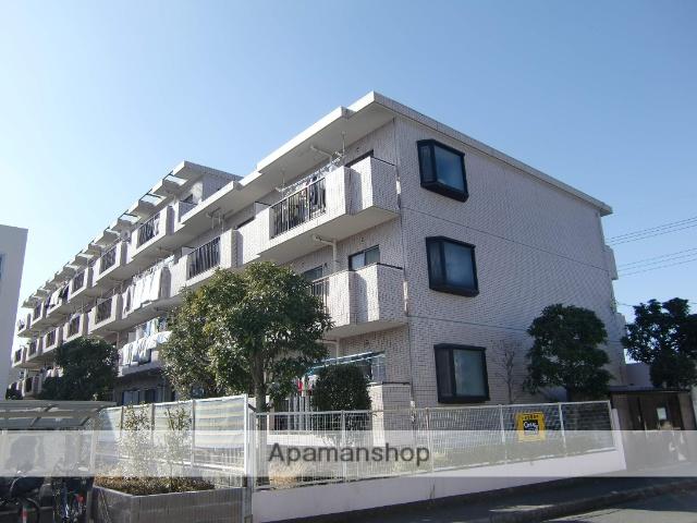埼玉県所沢市、小手指駅徒歩21分の築28年 4階建の賃貸マンション
