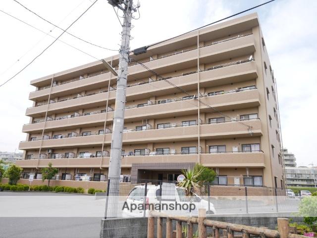 埼玉県入間市、武蔵藤沢駅徒歩10分の築16年 6階建の賃貸マンション