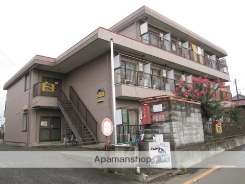 埼玉県所沢市、航空公園駅徒歩30分の築23年 3階建の賃貸マンション