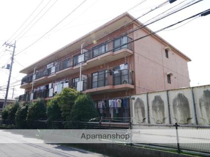 埼玉県入間市、狭山ヶ丘駅徒歩8分の築25年 3階建の賃貸マンション