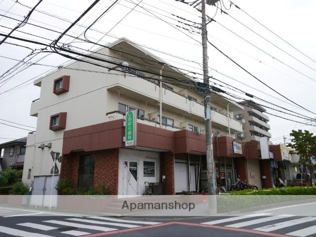 埼玉県所沢市、小手指駅徒歩7分の築31年 3階建の賃貸マンション