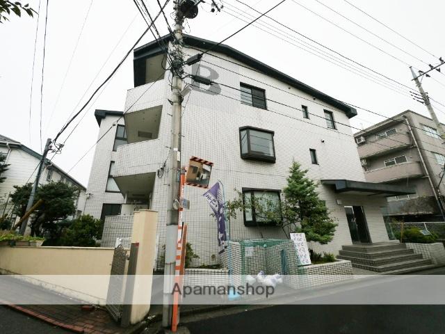 埼玉県所沢市、小手指駅徒歩4分の築27年 3階建の賃貸マンション